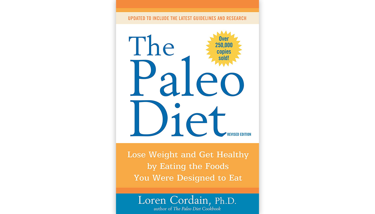 The Paleo Diet book cover by Loren Cordain