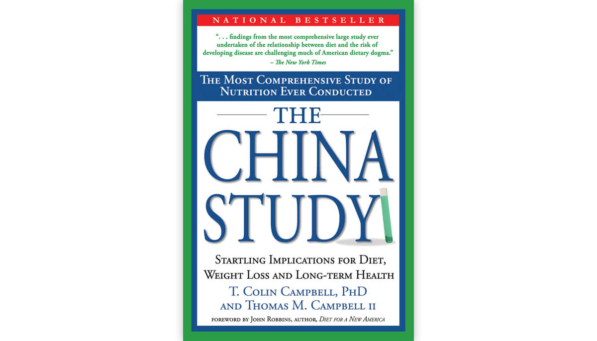 Examine the validity of arguments in The China Study.