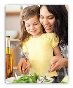 Explore how food tasting activities support healthy food choices.