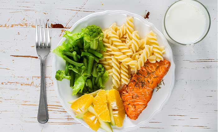 Read dairy's role in healthy eating patterns in response to fad diets.