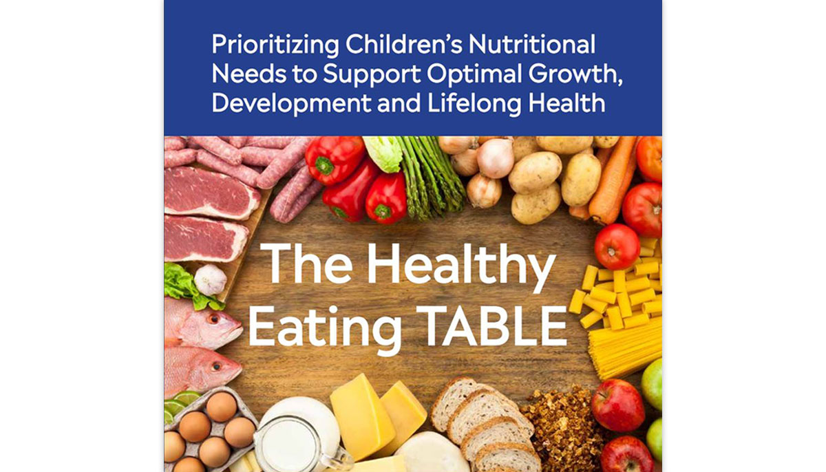 Analyzed research on nutrition education and healthy eating patterns.