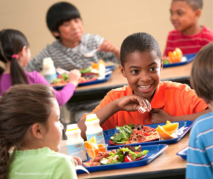 Millions of children rely on the federal nutrition assistance program.