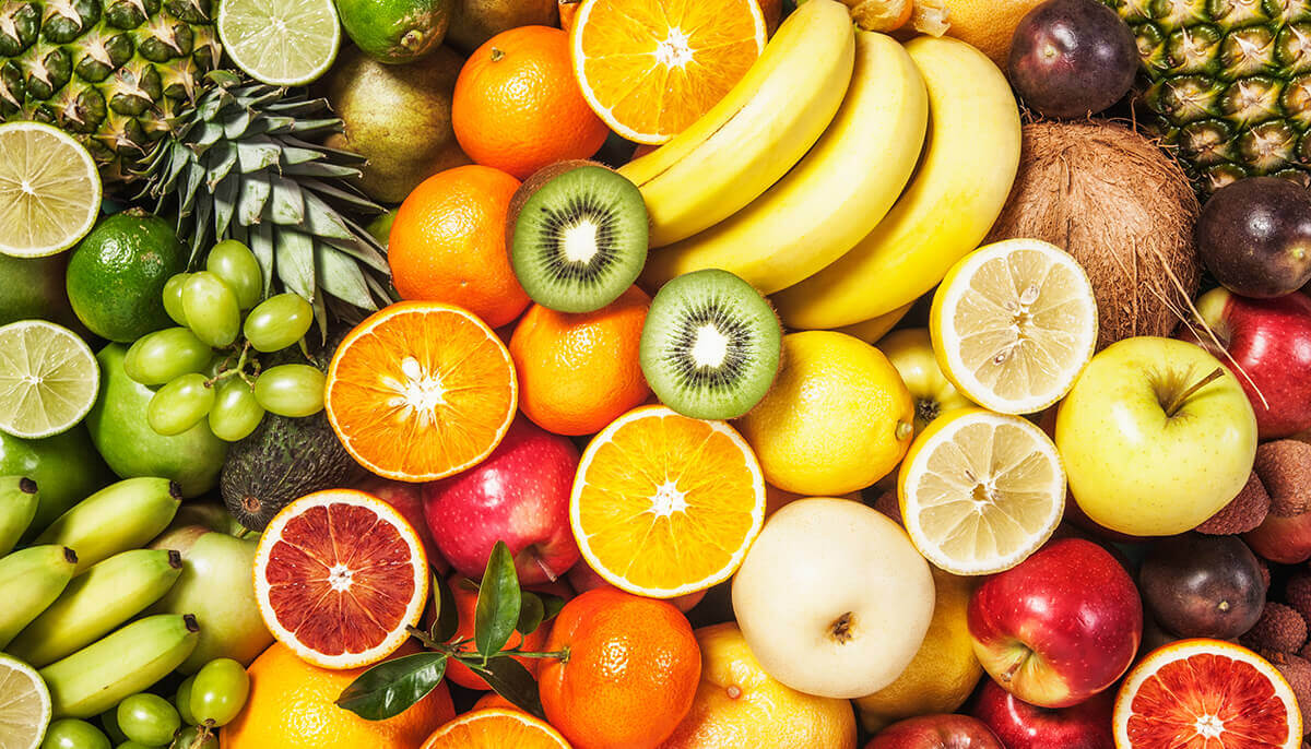 Foods in the fruit food group offer a unique package of nutrients.