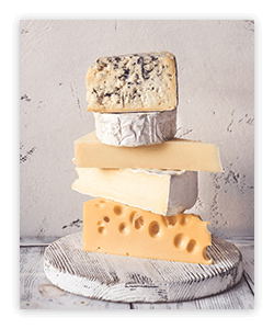 Cultured dairy products can contribute to a healthy eating pattern.