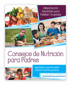 Parents can teach children healthy eating habits to last a lifetime.