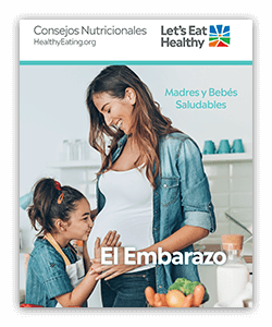 Mothers can learn about maintaining health and the growth of her baby.