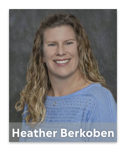 Connect with Heather Berkoben today.