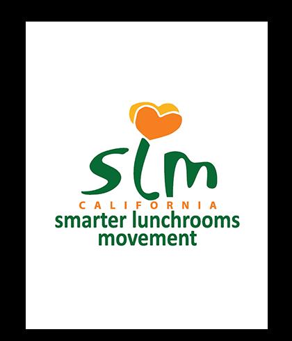 California Smarter Lunchrooms Movement Logo