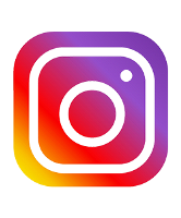 Picture of Instagram social media icon.